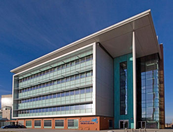 bioincubator Sheffield